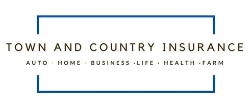 Town and Country Insurance logo